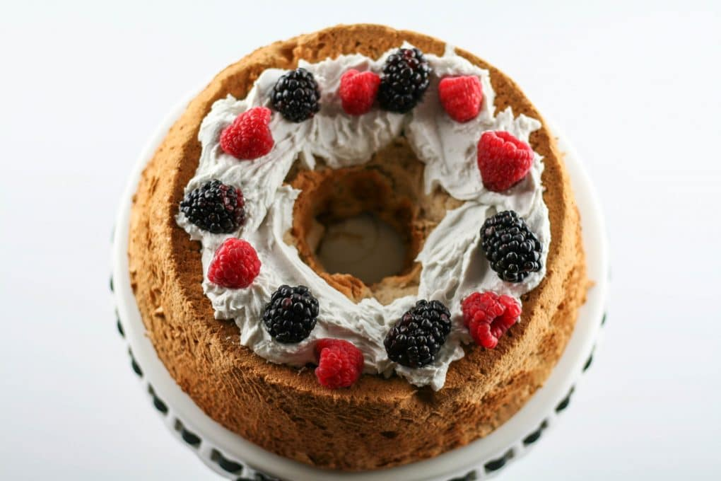 Gluten Free Dairy Free Angel Food Cake