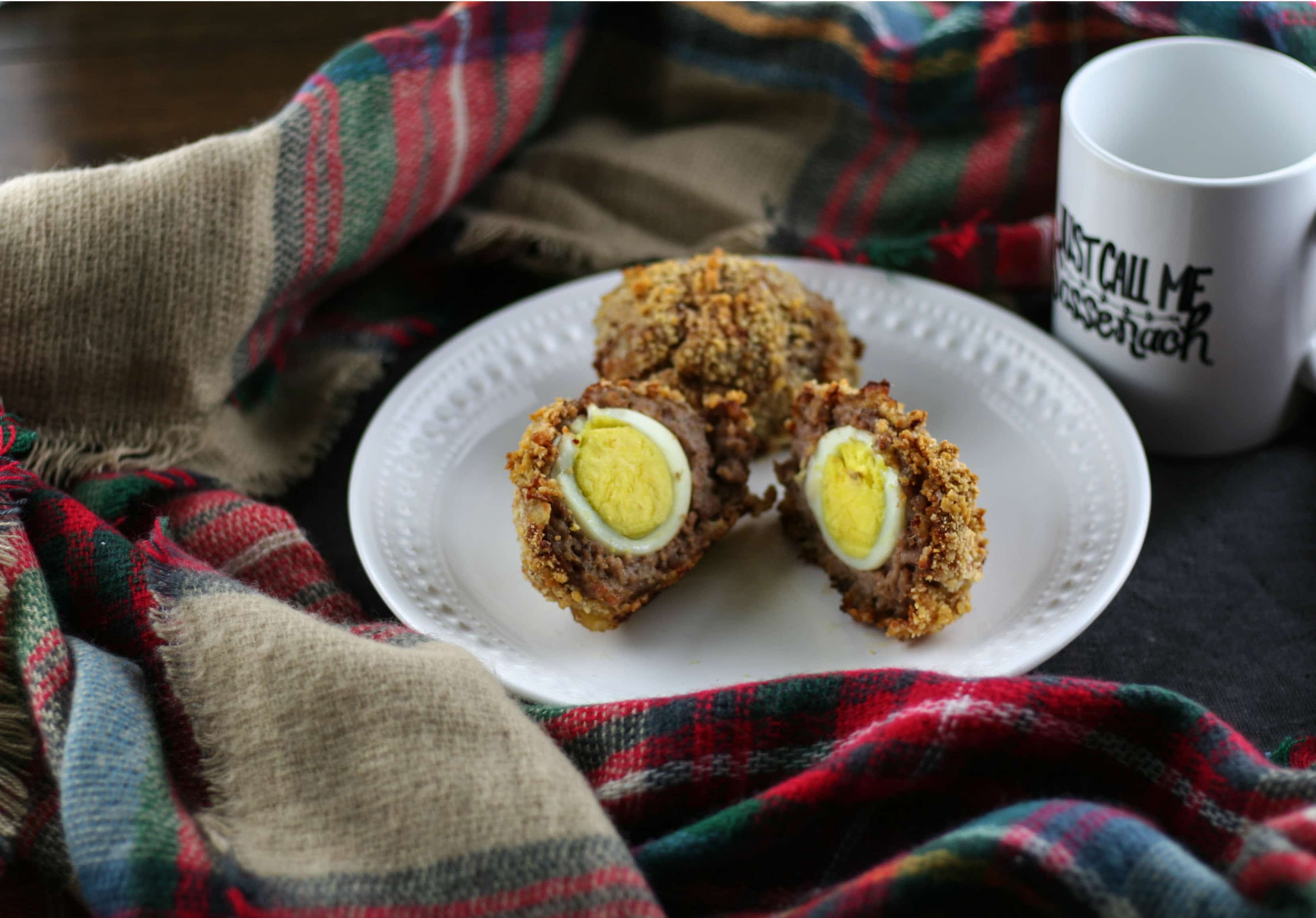 gluten-free scotch eggs