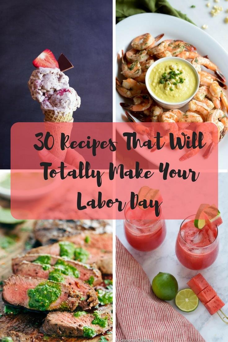 30 Labor Day Recipes