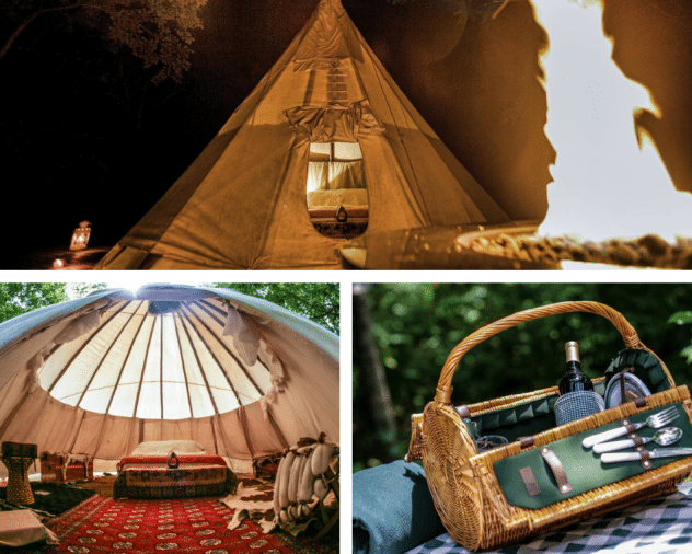 Tipi Airbnb