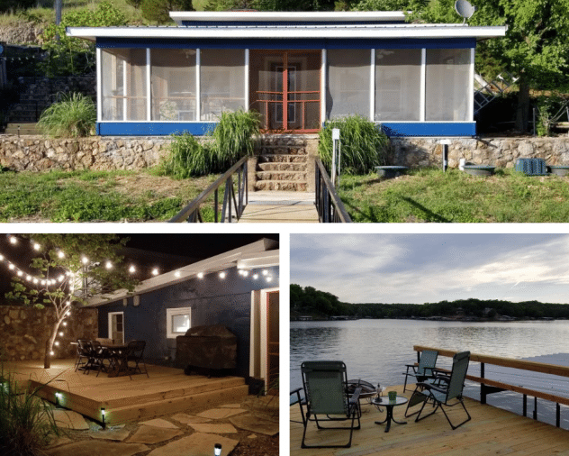 lake of the ozark rental