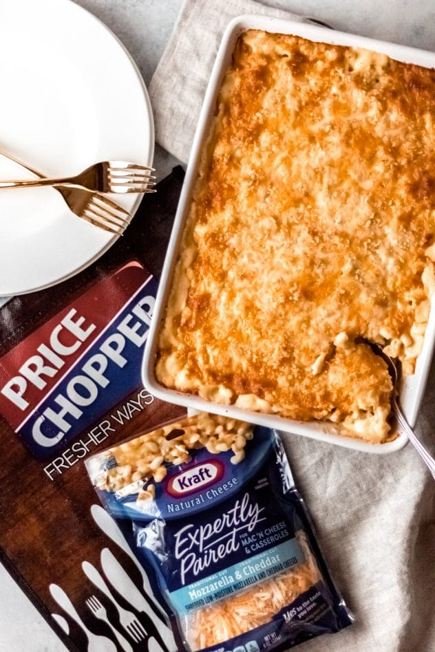 Baked Elbow Macaroni And Cheese Wanderlust And Wellness