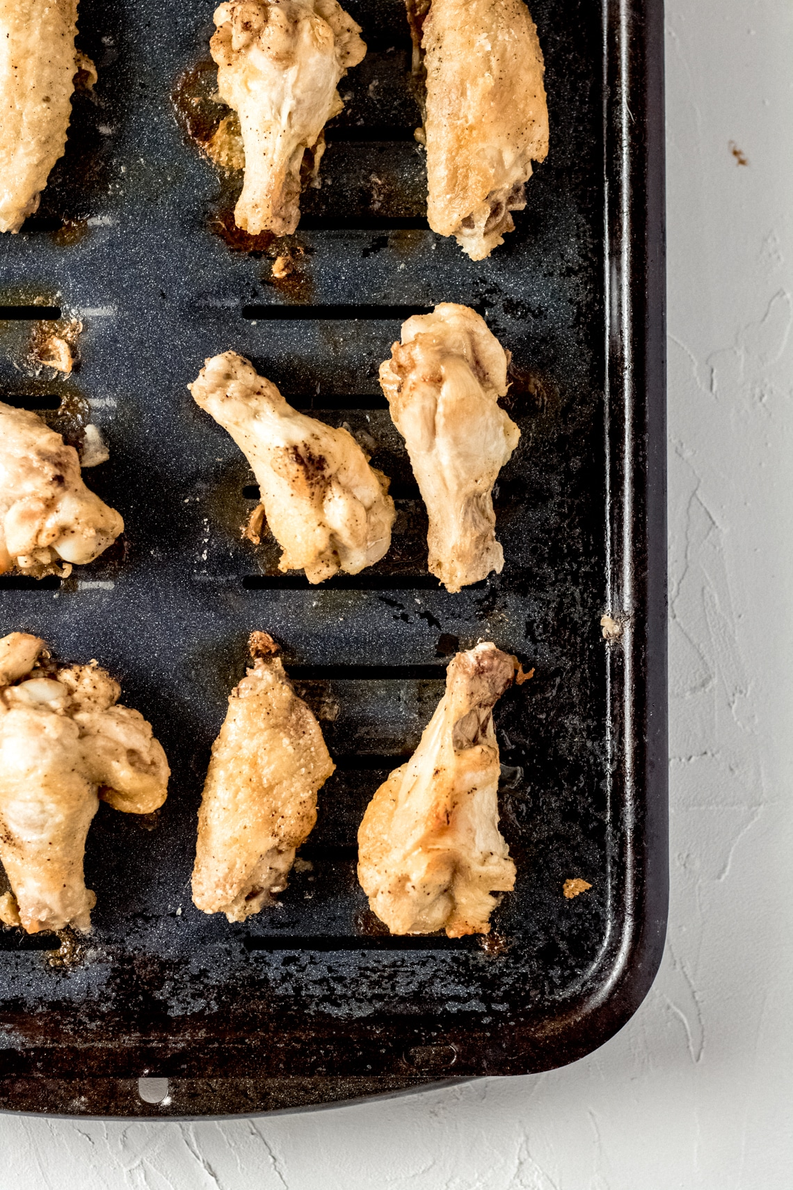 naked baked chicken wings