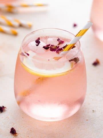 rose wine cocktail recipe